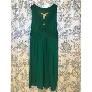 Max Studio Green Dress Size M